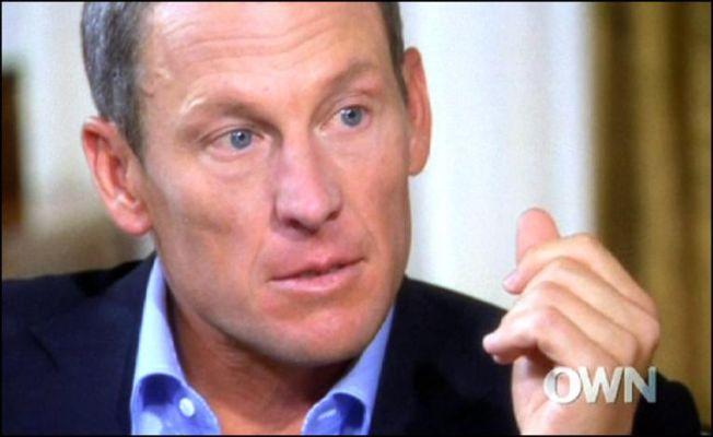 <p>OFFENSIV: Lance Armstrong er her fotografert i Oprah Winfrey-intervjuet der han først avslørte sin dopingbruk gjennom mange år.</p>