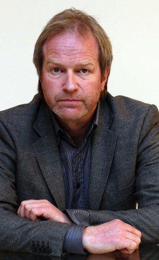 FOTBALLJOURNALIST I VG: Knut Espen Svegaarden. Foto: Hallgeir Vågønes/VG