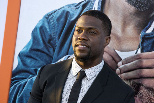 Kevin Hart plays the role of Darnell--a family man desperate to get enough money to buy a house in a better area to benefit his family's well-being. He is hired by James (Will Ferrell), a wimpy stock trader who is about to go to prison for 10 years, to prepare him for life behind bars.