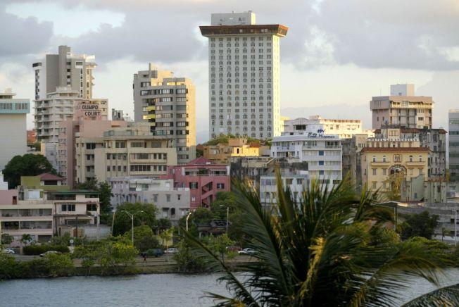 <p>SAN JUAN: Hovedstaden på den øya Puerto Rico er et godt utgangspunkt for øyhopping i Karibia.<br/></p>
