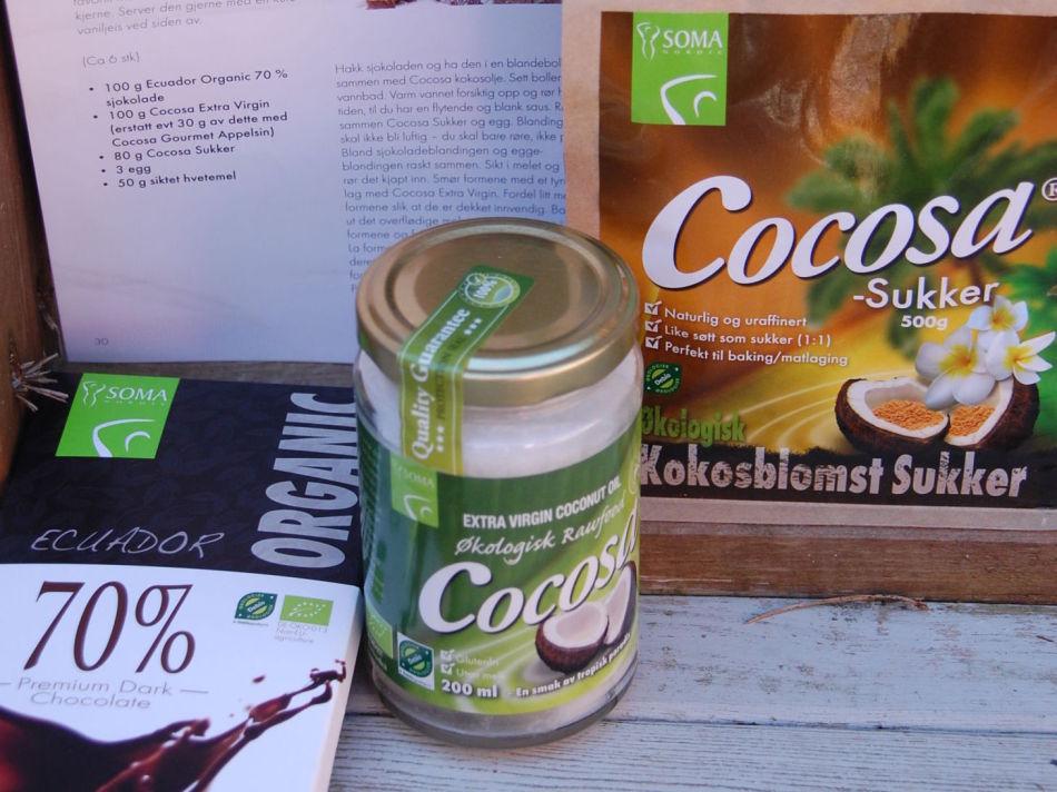 Cocosa til fondand