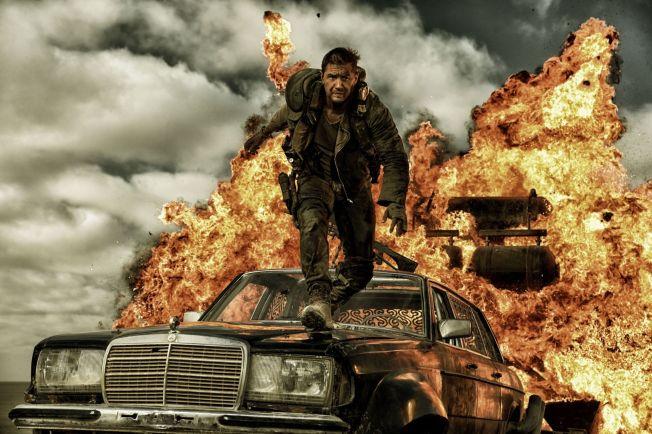 <p>BARSK KAR: Tom Hardy spiller hovedrollen i den fjerde «Mad Max»-filmen.<br/></p>