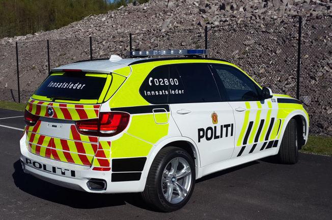Her Er Politiets Nye Super Suv Trafikk Vg