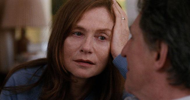 <p>ET LIV av kjærlighet og løgner: Isabelle Huppert og Gabriel Byrne i Joachim Triers Cannes-deltaker, «Louder Than Bombs».<br/></p>