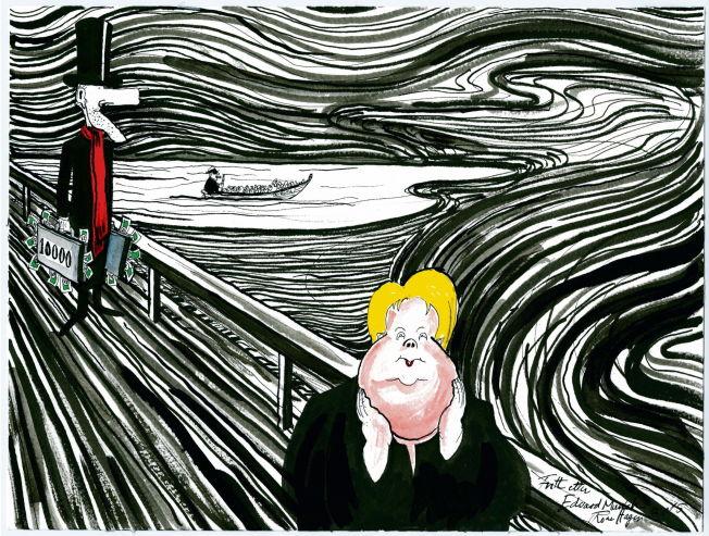<p><b>UEMPATISK:</b>– Et flertall på Stortinget vil nå heller ta 10 000 syriske flyktninger til Norge i en spektakulær operasjon enn på mer diskret vis hjelpe tyve ganger flere i nærområdene for samme beløp. Vi er blitt så livredde for å fremstå som uempatiske at det blir uempatisk, hevder advokat Eirik H. Vinje.</p>