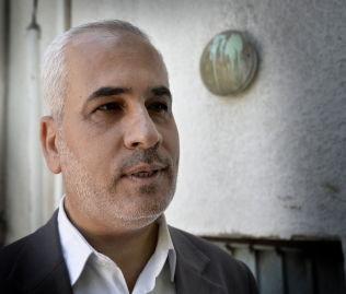 <p>Hamas-talsmann Fawzi Barhoum.<br/></p>