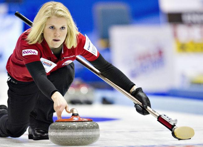 <p>VM-BRONSE: Kristin Skaslien tok bronse sammen med Magnus Nedregotten under sist VM.<br/></p>