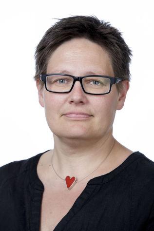 <p>RETTSIKKERHET: Avdelingsdirektør Hege H. Malterud i BUFDIR.</p>