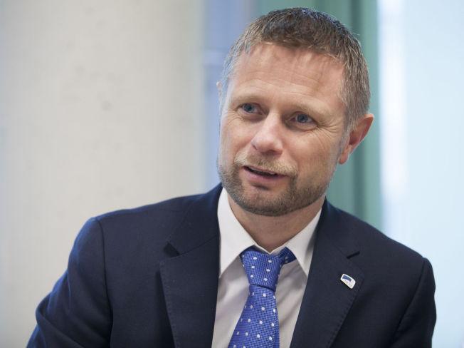 <p>REFORM: Helseminister Bent Høie (H) vil sende forslaget ut på høring på torsdag.<br/></p>
