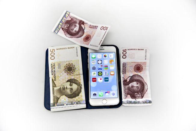 <p>VENNEBETALING: Stadig flere tar i bruk mobilen for å overføre småbeløp til venner, familie og bekjente.<br/></p>
