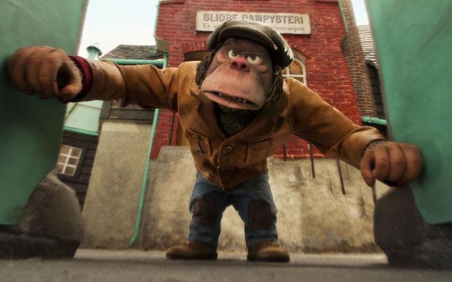 <p>MEIERIASSISTENT: Emmanuel Desperados er tilbake, på lag med de ondsinnede i «Herfra til Flåklypa». Foto: MAIPO FILM</p>
