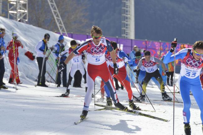 <p>NORTHUG-REVANSJ? Petter Northug skuffet i OL i Sotsji. Hvis han stiller på startstreken i Pyeongchang i 2018 vil han være en moden mann på 32 år - og det norske folk vil kunne se ham gratis på TV.<br/></p>