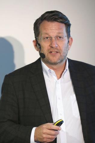 <p>GIR OL TIL FOLKET: Discovery-sjef Harald Strømme viser OL på sine kanaler fra 2018 til 2024.<br/></p>