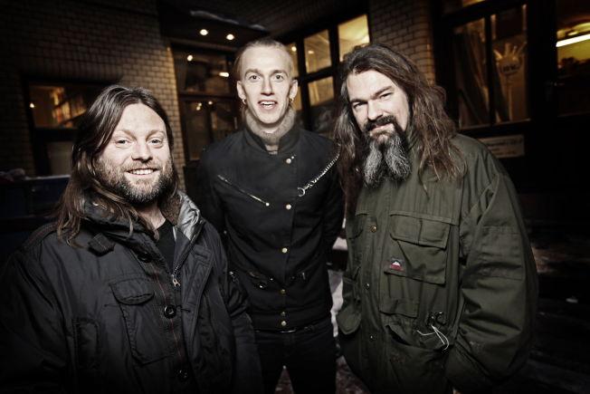<p>AKTIVE: Motorpsycho holder koken, fra venstre: Bent Sæther, Kenneth Kapstad og Hans Magnus «Snah» Ryan. Her er de fotografert i 2010.<br/></p>