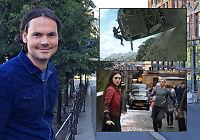Norske Johannes lager lyd til Hollywood-filmer