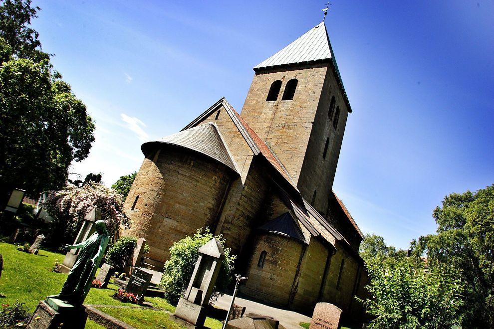 den norske kirke fakta