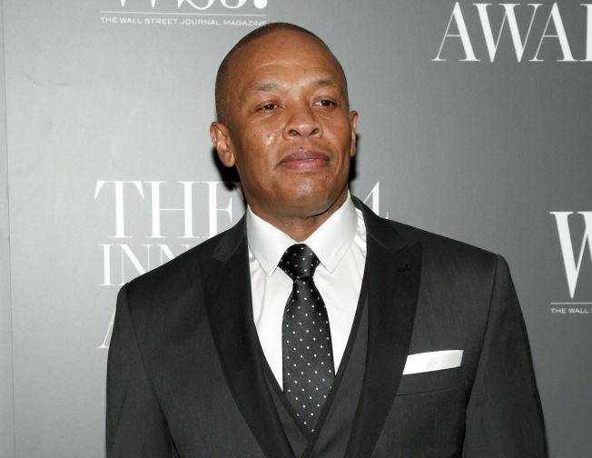 <p>FEMTI OG FUNKY: Dr. Dre. Foto: AP<br/></p>