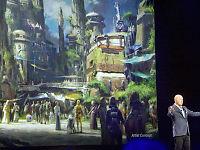 Disney bygger «Star Wars»-land
