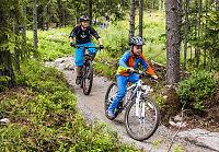 Skisteder satser på sykkel i løypene