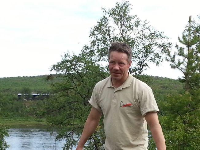<p>REAGERER: Jan Egil Nilsen sier han ikke er kjent med vådeskuddet som skal ha truffet en campingvogn som sto parkert i nærheten av der han bor. Foto: PRIVAT<br/></p>
