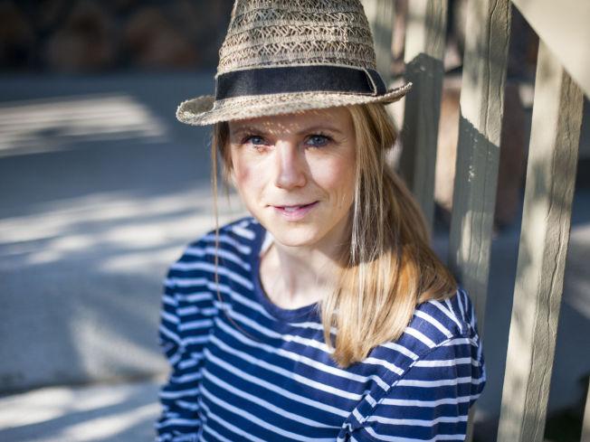 <p>LEVER HER OG NÅ: Kristine Getz har innsett at sykdommen alltid vil være en del av henne. - Men den blir stadig en mindre del av identiteten min, sier hun.</p>