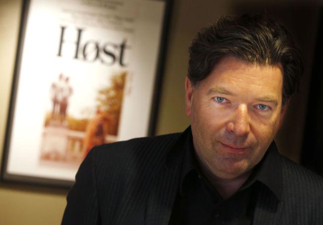 <p>HAR IGANGSATT TILTAK: Jan Vardøen, her avbildet i forbindelse med filmen «Høst», oppfordrer andre restauranteiere til å engasjere seg i prosjektet hans.<br/></p>