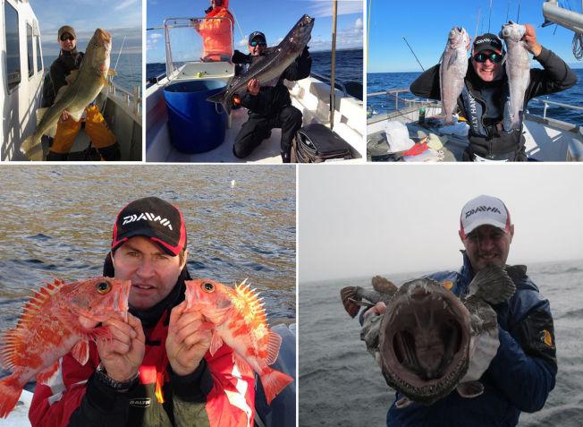 <p>FLEST NORSKE ARTER: Her er noen få av mer enn 100 bilder Jon Olav har tatt av sine norske fiskearter. Se stor bildespesial lenger ned i saken.<br/></p>