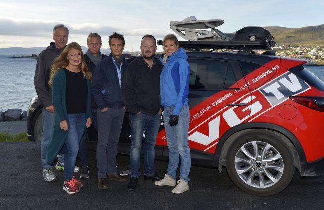 <p>PÅ VALGTUR FOR VG: Terje Mortensen, Wibeke Nord Haugland, Patrik Eian Fjeldstad, Nilas Johnsen, Frithjof Jacobsen og Nora Thorp Bjørnstad.<br/></p>