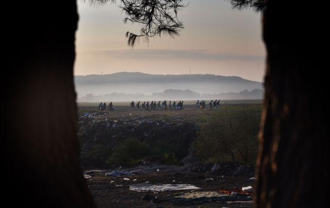 <p><b>VIL ØKE:</b> – Det globale konfliktbildet i 2015 tilsier at antallet mennesker på flukt vil fortsette å øke i årene som kommer. Deler av den langsiktige utviklingshjelpen må være spesifikt rettet mot tiltak som kan forebygge flyktningstrømmer, skriver kronikkforfatteren.<br/></p>