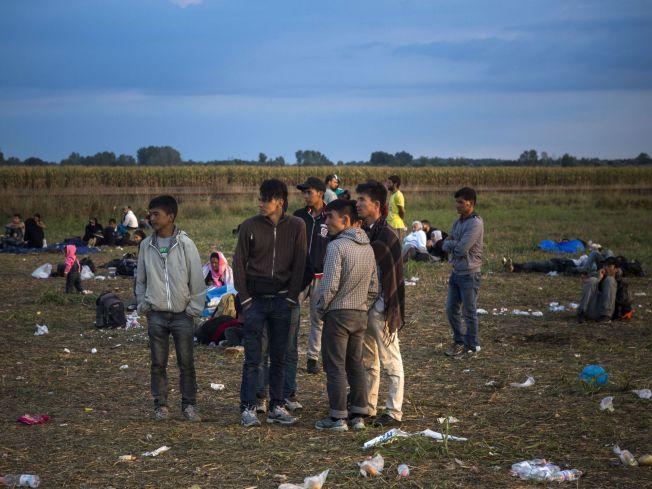 <p>NORSK HJELP: Strømmen av flyktninger vil ikke avta. De trengs drastiske tiltak for å takle den fortvilte situasjonen som synes å være uten løsninger.<br/></p>
