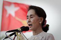Suu Kyi med sterk kritikk av Norge