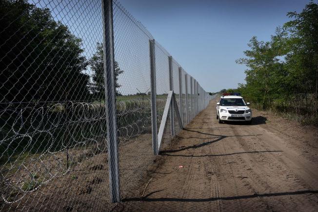 <p><b>STENGES UTE:</b>– Grensegjerdet Ungarn bygger har så langt ikke vært effektivt når det gjelder å holde desperate flyktninger ute, men det er mer effektivt på en annen måte. Fidesz har behov for å vise at de gjør noe, skriver kronikkforfatteren.<br/></p>