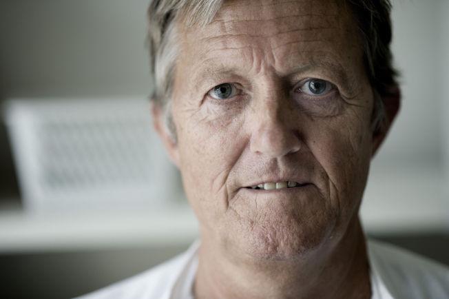 <p>REFSER: Overlege Jesper Mehlsen ved Synkopecenteret på Frederikbergs hospital refser norske helsemyndigheter.<br/></p>