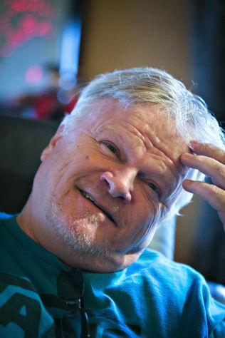 <p>INGEN HENSIKT: William Kristoffersen i Ole Ivars synes ikke lenger det har noen hensikt å utgi album. Foto: JAN PETTER LYNAU</p>