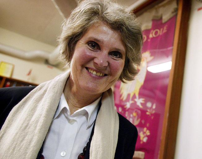 <p>ERFAREN: Gro Høyvik var rektor ved Løren skole før hun gikk av med pensjon sist sommer. Tidligere var hun rektor ved Smestad skole - hvor blant andre kronprins Haakon var elev.</p>