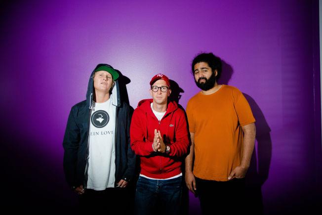 <p>NY JURY: Øyvind «Vinni» Sauvik (t.v.), Gunnar Greve og Sandeep Singh utgjør 75 prosent av neste sesongs Idol-dommerpanel. Foto: ESKIL WIE FURUNES</p>
