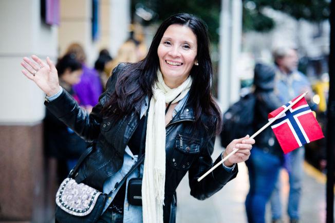 <p>Susana Noemi Leal (42). VG møter og portretterer argentinske fans i Buenos Aires som jakter etter a-Ha.<br/></p>