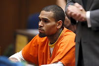 Chris Brown kan nektes Australia-turné