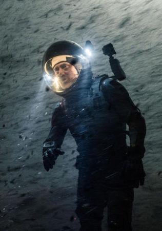 <p>I MARS-STORM: Aksel Hennie.</p>