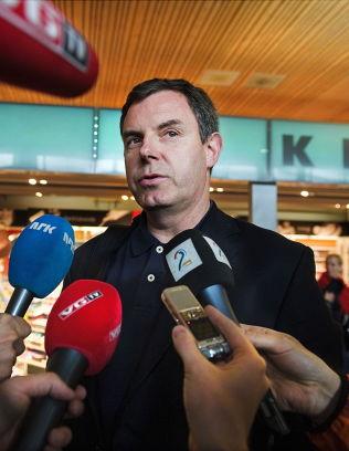 <p>NFF-SEKSJONSLEDER: Rune Pedersen, her fra 2009.</p>