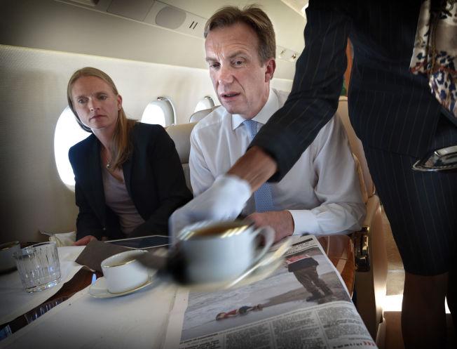 <p>LANGER UT: Sterkt berørt av bildene av døde flyktningbarn lovet utenriksminister Børge Brende at Norge skulle styrke Syria-innsatsen. Nå langer han ut mot bistandsorganisasjonene som kritiserer regjeringens budsjettforslag.<br/></p>