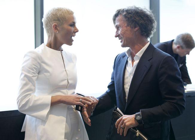 <p>OPPTUR: I juni var Gunhild og Petter Stordalen på Eat-konferansen i Stockholm. Nå skriver Petter også om nedturene etter behandlingen for den alvorlige sykdommen.<br/></p>