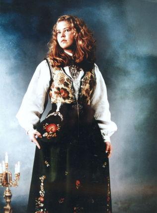 DREPT: Birgitte Tengs ble funnet død på Karmøy 6. mai 1995. Fortsatt går drapsmannen fri.