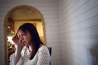 Ruth etter Syria-marerittet: Jeg har ikke råd til å skille meg