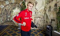 Ødegaard på prestisjetung Time-liste