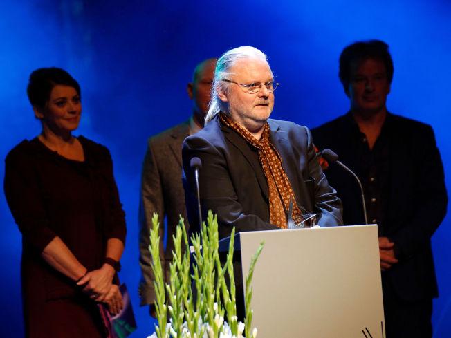 <p>SUKSESSFORFATTER: Jon Fosse mottok tirsdag kveld Nordisk råds litteraturpris på scenen i et fullsatt konserthus i Reykjavik.<br/></p>