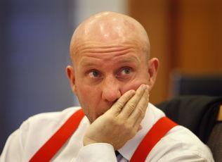 <p>– UNIK SAK: Statsadvokat Geir Evanger sier til VG at Lime-saken er unik fordi den involverer mange mennesker på svært ulike måter.<br/></p>
