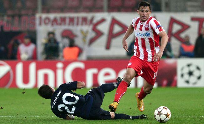 <p>IMPONERER: Omar Elabdellaoui gjør sine saker bra både i Champions League, i Hellas og på landslaget.<br/></p>