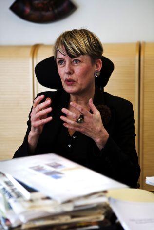 <p>HOLDER MUNN: Utdanningsdirektør Astrid Søgnen i Oslo kommune står bak reduksjonen i styringsmål for Osloskolene. Hun vil ikke kommentere saken overfor VG.<br/></p>