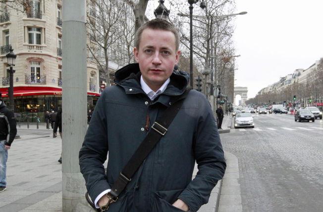 <p>FORSKER: Thomas Hegghammer, her avbildet i Paris.<br/></p>